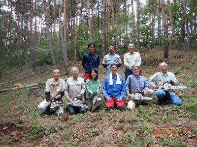 「しおじり森林塾」の第1期を開催しました!